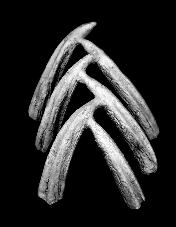 prouchet dalla costa sculpture aluminium